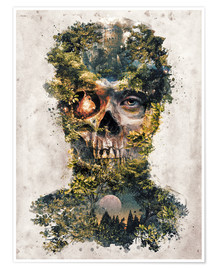 Premium poster  The Forest of Death - Barrett Biggers