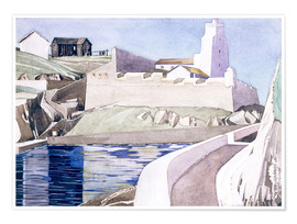 Premium poster  The Lighthouse - Charles Rennie Mackintosh
