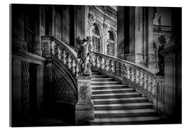 Acrylic print  Stairs up - Sabine Wagner