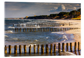 Acrylic print  Beach Baltic Sea - Mikolaj Gospodarek