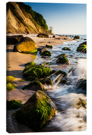 Canvas print  Baltic Sea - Stones - Mikolaj Gospodarek