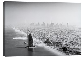 Canvas print  Dubai, United Arab Emirates