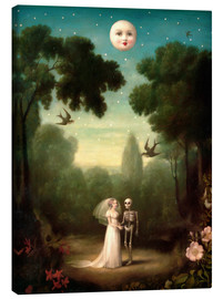 Canvas print  The dowry of the moon - Stephen Mackey