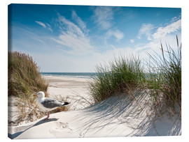 Canvas print  Sylt dune dream - Reiner Würz