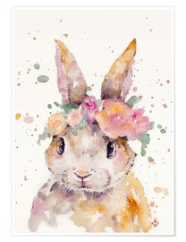 Premium poster  Little Bunny - Sillier Than Sally