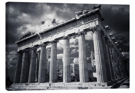 Canvas print  Acropolis in Athens