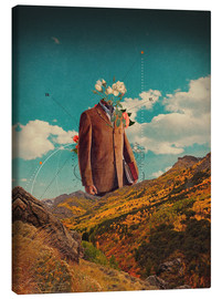 Canvas print  Sometimes I Think You Will Return - Frank Moth