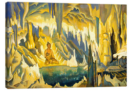 Canvas print  Buddha is the winner - Nicholas Roerich