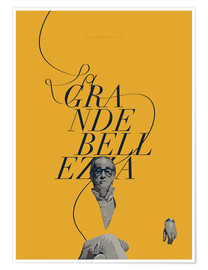 Premium poster  The Great Beauty / La grande bellezza - Fourteenlab