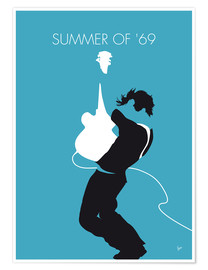 Premium poster Bryan Adams - Summer Of '69