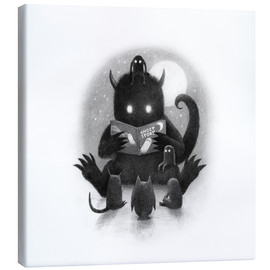 Canvas print  Time for stories - Terry Fan