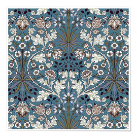 Premium poster  Hyacinth - William Morris