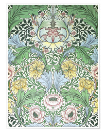 Premium poster  Myrtle - William Morris