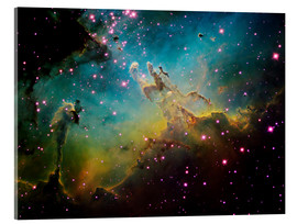 Acrylic print  The Eagle Nebula - Ken Crawford