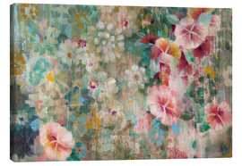 Canvas print  Flower shower - Danhui Nai