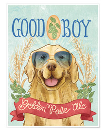 Premium poster  Beer Dogs II - Mary Urban