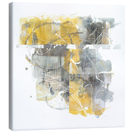 Canvas print  Moving In and Out of Traffic II - Mike Schick