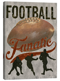 Canvas print  Game Day V - Marco Fabiano