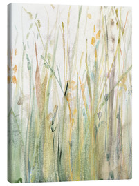 Canvas print  Spring Grasses I - Avery Tillmon