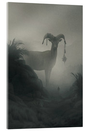 Acrylic print  Right Road - Dawid Planeta