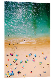 Acrylic print  Summer holidays in Portugal - Radu Bercan