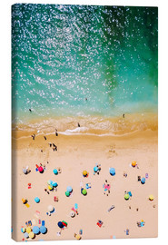 Canvas print  Summer holidays in Portugal - Radu Bercan