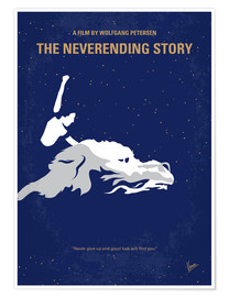 Premium poster  The Neverending Story - chungkong